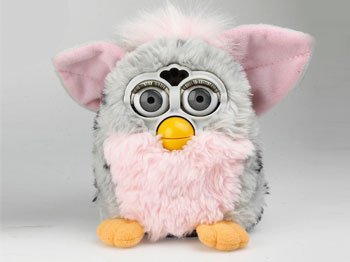 The Furby Is Back Old